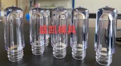 PETG高端化妆瓶模具PETG瓶胚模具